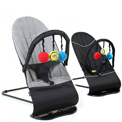 Vee Bee Baby Minder Rocker/Bouncer Seat/Chair/Toys for Newborn/Infant up to 10kg