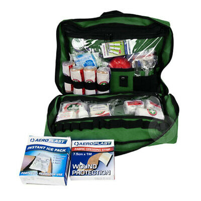 73pc High Risk Emergency First Aid Kit Medical Survival Snake Bite/Camping/Rural