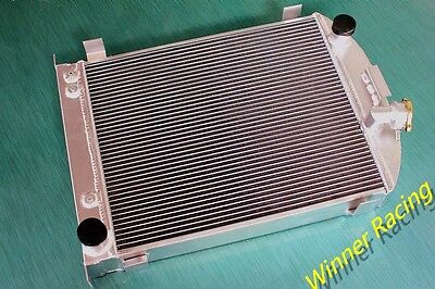 up to 1000HP 70mm radiator for Ford truck w/Chevy 350 V8 engine 1932