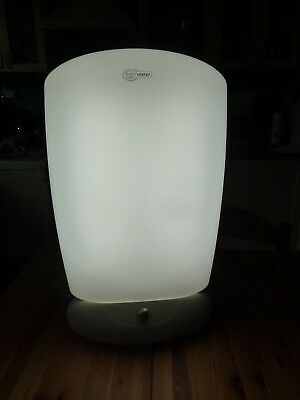 LAMPE DE LUMINOTHÉRAPIE PHILIPS Bright Light Energy HF3305