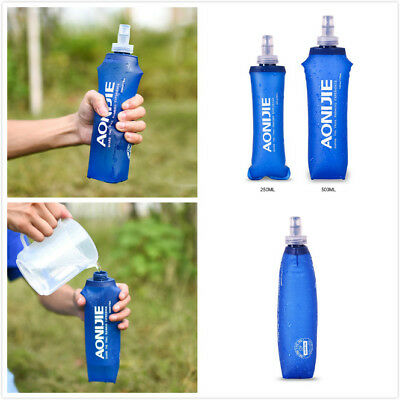Hydration Bladder Bag Hiking Camping Folding Water Drinking Pouch Sports CDI