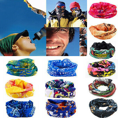 Multi Tube Scarf Bandana Head Face Mask Neck Gaiter Snood Headwear Beanie  New.US 7099350a599