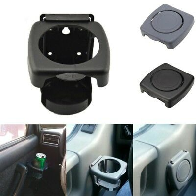 Car Portable Folding Adjustable Cup Holder Plastic Folding Case Cup Bottle Stand