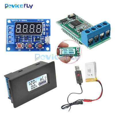 18650/26650 ZB2L3 Lithium Battery Tester Capacity Current Voltage LCD meter