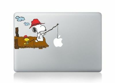 Snoopy and Charlie Brown Macbook Cover for 13-inch Apple Macbook decal sticker