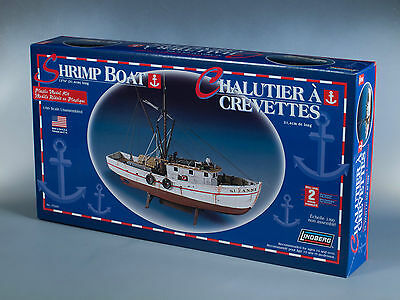 Lindberg - Shrimp Boat [77223] - Galaxy Rc