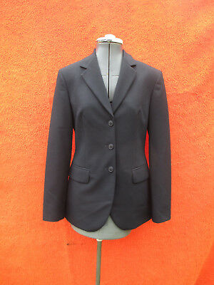 """Ladies New Suit Jacket  """"united Colors Of Benetton"""" In Size 10 (Crease Resistant"""