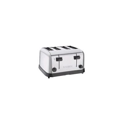 Waring Commercial WCT708 Medium-Duty 4-Slot Toaster