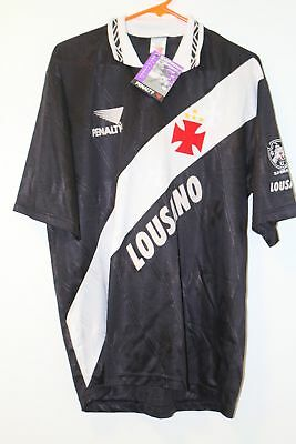 Vasco Da Gama 1995 Penalty Away Shirt XL BNWT