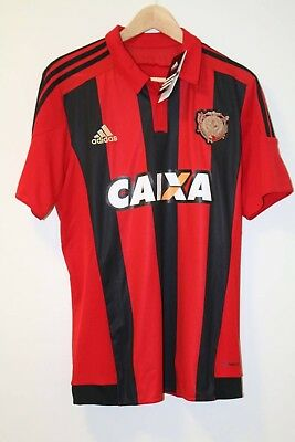 Sport Club Do Recife 2015 Home Shirt Medium BNWT