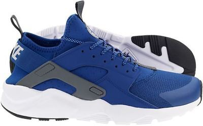 ea8a3b1205a4 NIKE AIR HUARACHE Run Ultra Gym Blue Wolf Grey Mens UK 6-11 - EUR ...