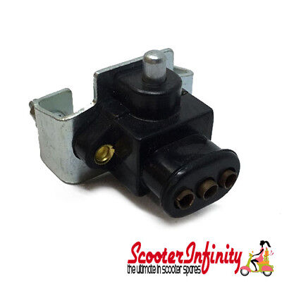 Brake Light Switch CASA Lambretta 3 Wire (Lambretta LI 150, TV 175 - till 1962)
