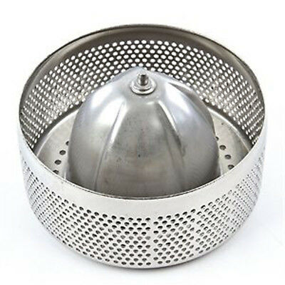 Perforated Strainer For Santos Automatic Citrus Juicer.