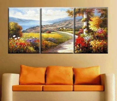 pure hand painted modern abstract huge wall art oil painting on