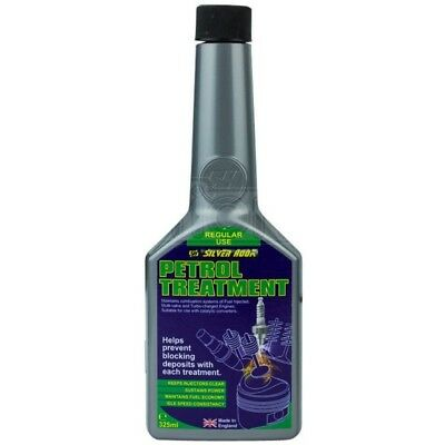 Silver Hook Petrol Treatment  Injector Cleaner Fuel Additive 325ml