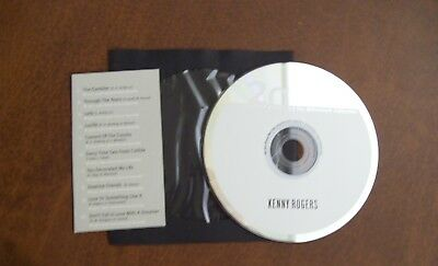 Mint Condition! Cd Only Kenny Rogers 20Th Century Masters Millennium Collection