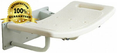 Drive DeVilbiss Healthcare Wall Mounted Shower Seat with Rust Free Aluminium...