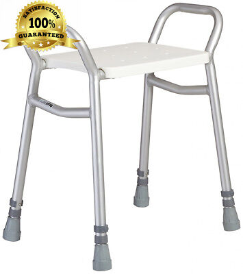Days Lightweight Height Adjustable Shower Stool (Eligible for VAT relief in...
