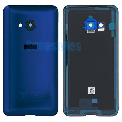 New Original OEM Sapphire Glass Housing Rear Battery Back Cover For HTC U Play