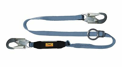 Guardian Fall Protection 1705 Velocity Economy Harness, Small/Large, YELLOW