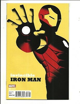 Invincible Iron Man # 6 (Cho Variant Cover, Apr 2016), Nm New