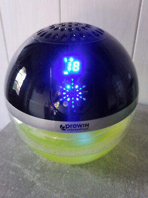 Prowin Air Bowl Bewertung prowin airbowl mini mit led funktion lufterfrischer air bowl 4x100