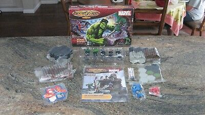 Marvel Heroscape The Conflict Begins Master Set - New, Factory-Sealed Packages