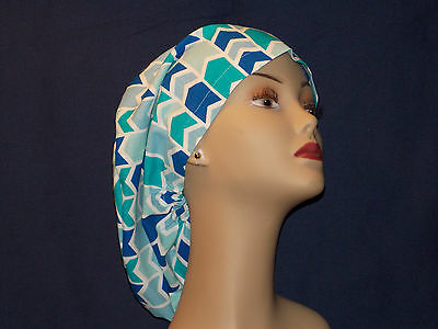 Surgical Scrub Hat/Cap Smaller Bouffant Medical Women Ladies European Handmade