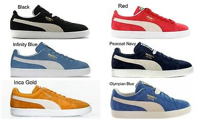 08e660bda0ac Puma Suede Classic Men Sneakers Lightweight Casual Fashionable Athletic  Classics