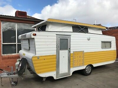 Viscount 1979 Poptop Caravan 16ft