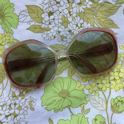 VINTAGE 1970s sunglasses made in ITALY retro sunnies B