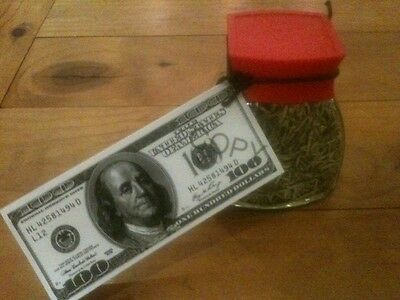 Us$500 Shredded To Perfection