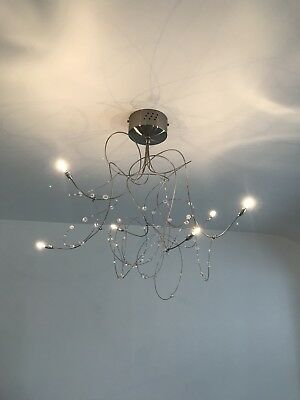 John lewis ceiling light 2000 picclick uk john lewis ceiling light aloadofball Image collections