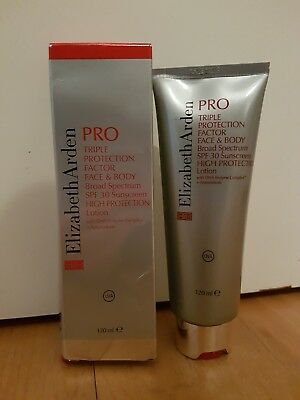 Elizabeth Arden Pro triple protection factor face & body 120 ml