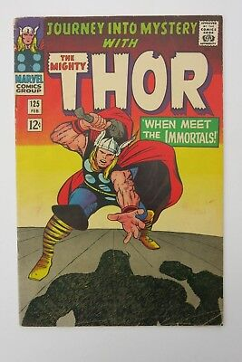 Journey Into Mystery Annual #1 - Mighty Thor - Classic Cover - Marvel Comics