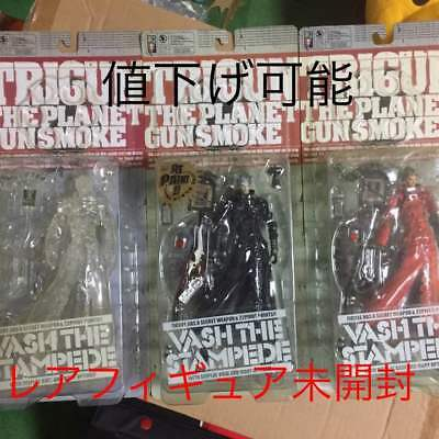 Kaiyodo Trigan Figure Vash the Stampede