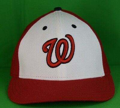best sneakers b0b3d b5daf New Era 59Fifty Mens MLB Washington Nationals Fitted Cap Hat Pick Size