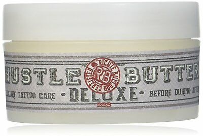 Hustle Butter Deluxe – For Before, During, and After the Tattoo 5oz