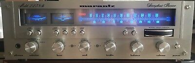 marantz 2238b receiver With Cool Blue LED Lights Gorgeous Condition 👍