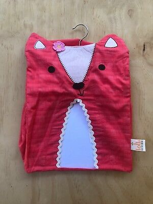 Cute Fox Nappy Stacker Storage