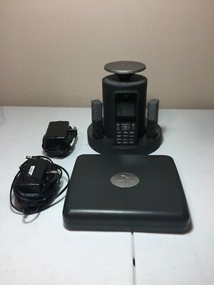Revolabs FLX2 Wireless Analog Conference Phone System 10-FLX2 POTS