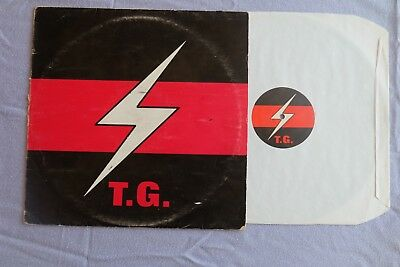 Throbbing Gristle Second 2nd Annual Report LP original first Fetish pressing
