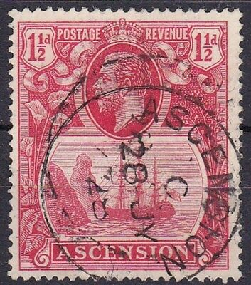 Ascension #12 Used 1 1/2 Rose Red Seal Of Colony