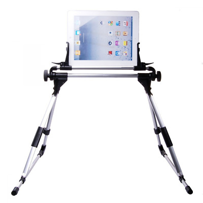 Universal Tablet Bed Frame Holder Stand for iPad 1 2 3 4 5 air iPhone Samsung