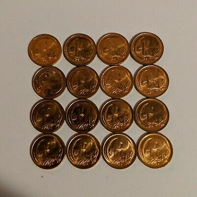Australian One Cent Coin Various Dates - 2 Coins for $1.49 Bulk Orders Welcome
