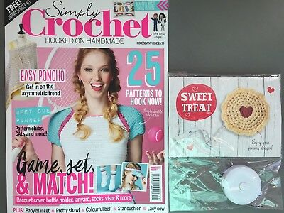 Amigurumi Magazine Uk : Simply crochet magazine issue beaded elephant crochet gems