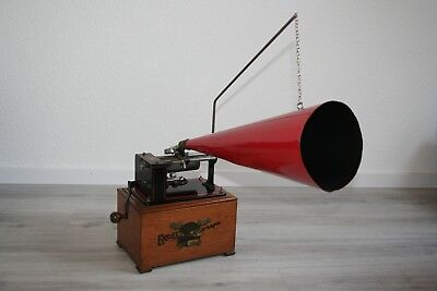 Deutscher Phonograph  Excelsior   v. 1908