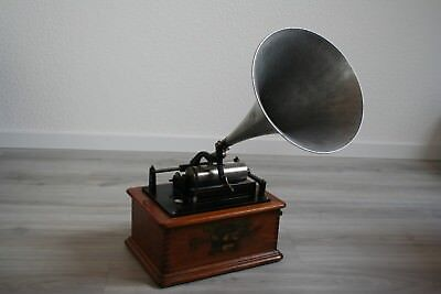 "Deutscher Phonograph  Excelsior  "" Ruby"""