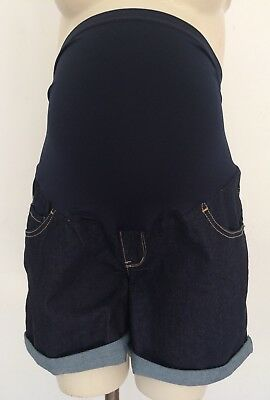 Liz Lange Maternity New Denim Shorts Size XS (8-10)                [489]
