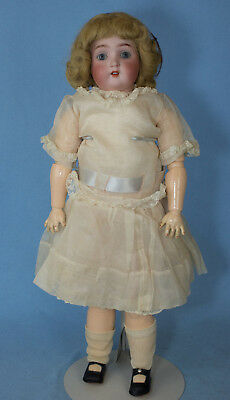 "22"" ABG Alt Beck Gottschalk 1362 Antique Doll -Cabinet Ready!"